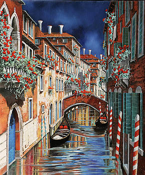 inchiostro a Venezia by Guido Borelli