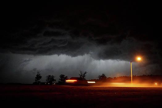 Incoming Gloom by Paki O'Meara