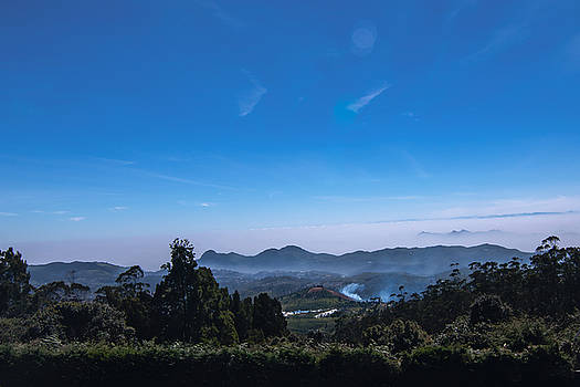 Incredible India - View from Doddabetta by Ramabhadran Thirupattur