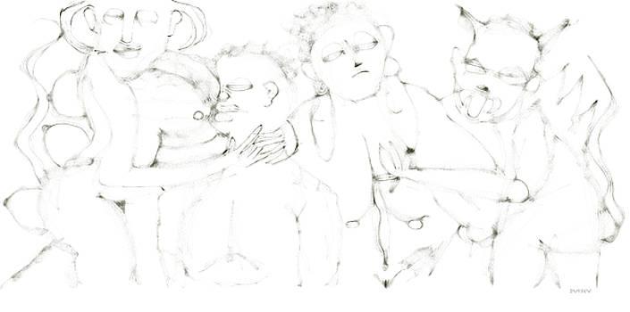 Incubus Succubus by Doug Duffey