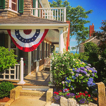 Independence Day - Cape Cod by Jim Madigan