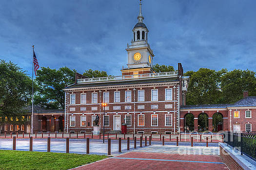 David Zanzinger - Independence Hall National Historical Park 3