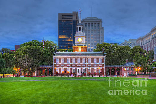 David Zanzinger - Independence Hall National Historical Park