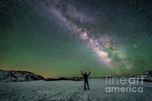 Tibor Vari - Independence Pass Colorado Milky Way Galaxy