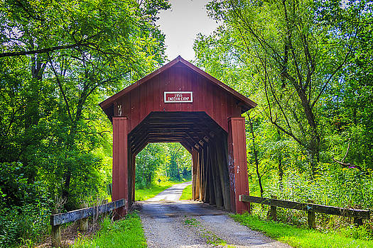 Jack R Perry - Indian Camp Covered Bridge