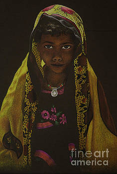 Indian Child by Lisa Bliss Rush