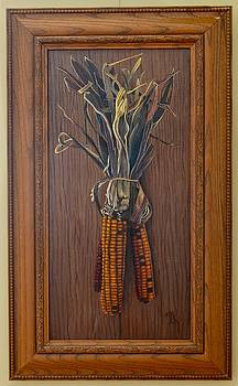 Indian Corn by Ralph Taeger