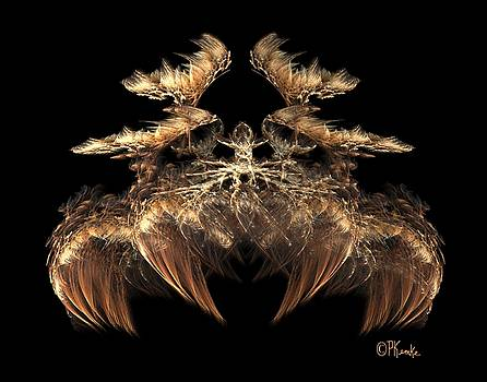 Indian Feather Headdress 5 by Patricia Kemke
