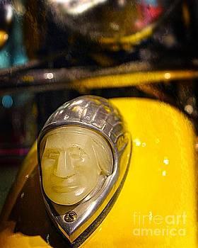 Jenny Revitz Soper - Indian Motorcycle Fender Light