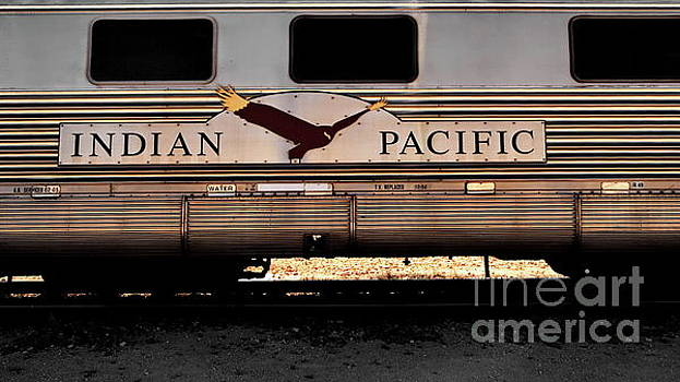 Tim Richards - Indian Pacific