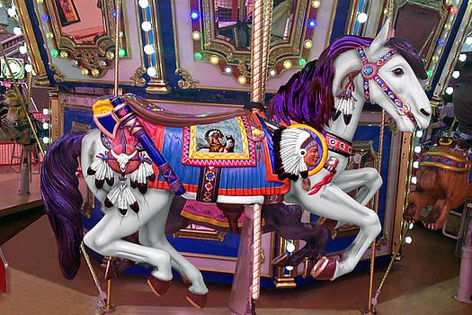 Indian Pony by Gus Schoenamsgruber