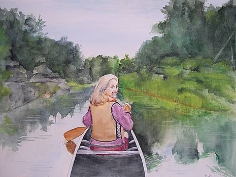 Indian River by Ellen Canfield