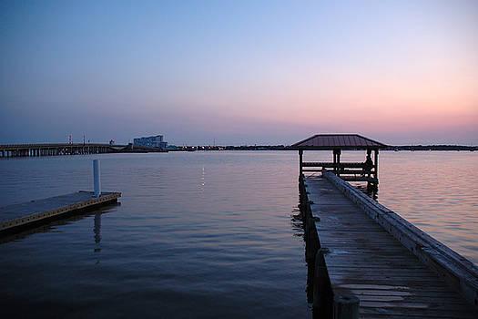 Kathi Shotwell - Indian River Sunset