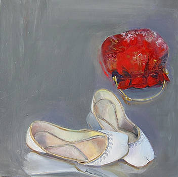 White Shoes  by Mohita Bhatnagar