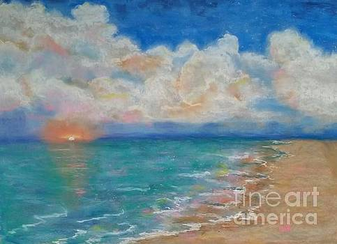 Indian Shores by Vickie Scarlett-Fisher