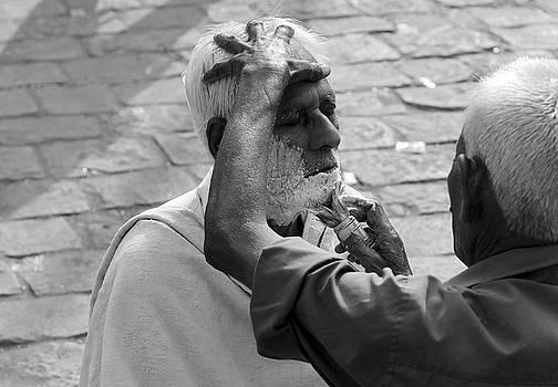 Prakash Ghai - Indian Street Barber Image 1