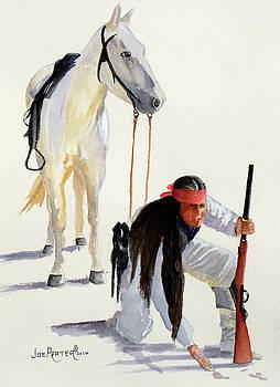 Indian Tracker by Joe Prater