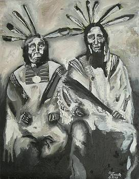 Indians by Clint Howard
