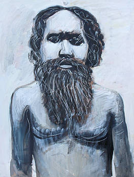 Indigenous Man by Alexander Carletti