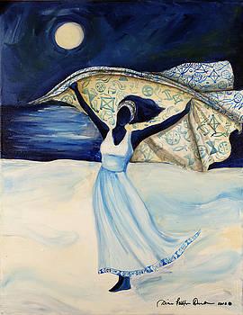 Indigo Beach by Diane Britton Dunham