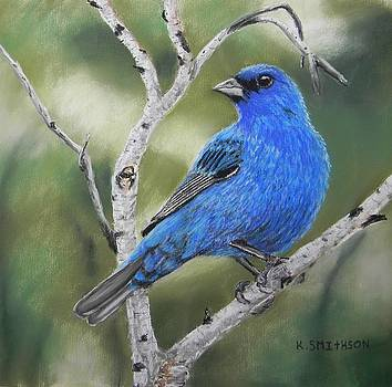 Indigo Blue by Kathryn Smithson