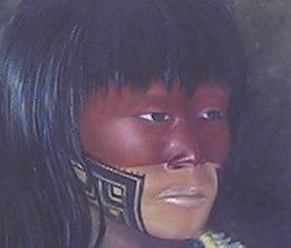 Indio Xucarramaes by Leomariano artist BRASIL