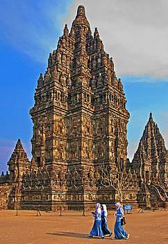 Dennis Cox - Indonesian Hindu Temple