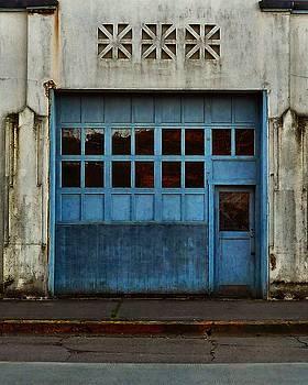 Patricia Strand - Industrial Blue