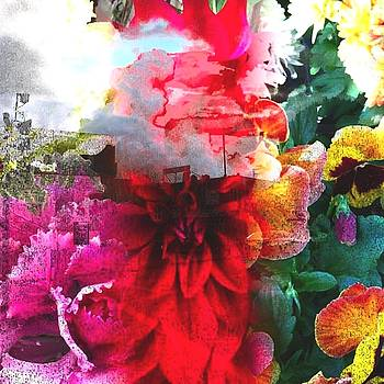 Industrial Bouquet by Steve Swindells