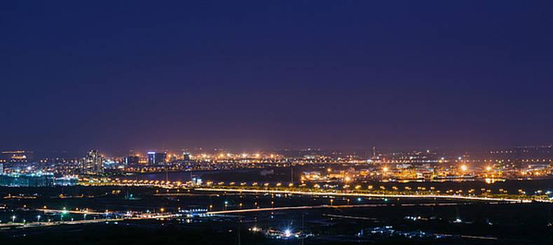 Industrial City by Tran Minh Quan
