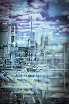 Industrial Landscape by Rabiri Us