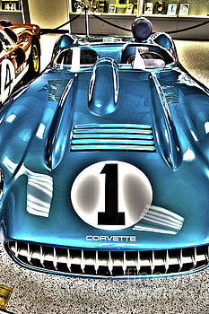 Indy Race Car Museum Corvette by ELITE IMAGE photography By Chad McDermott