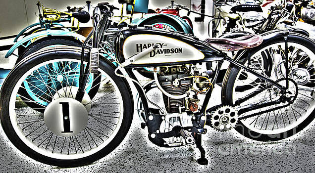 Indy Race Car Museum Harley Davidson by ELITE IMAGE photography By Chad McDermott