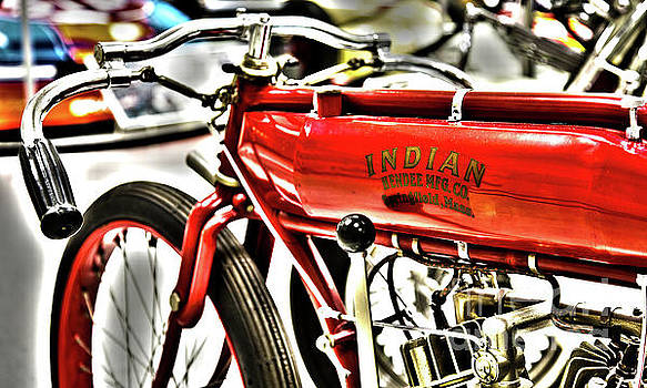 Indy Race Car Museum Indian Motorcycle by ELITE IMAGE photography By Chad McDermott