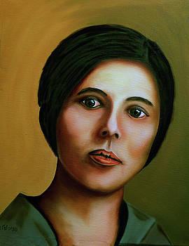 Inez Bingham by Dean Glorso
