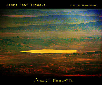 James BO  Insogna - Infamous Area 51