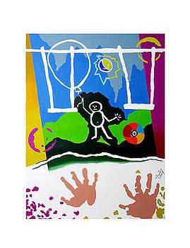 Infancy by Arides Pichardo