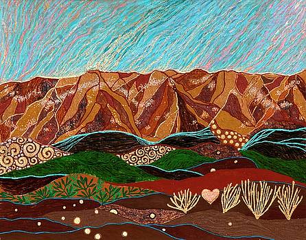 Infinite Expectation of the Dawn by Sandy Thurlow