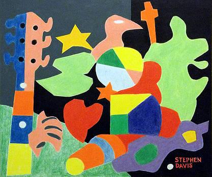 Infinite Shores by Stephen Davis