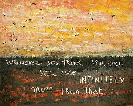 Infinitely More by Piercarla Garusi