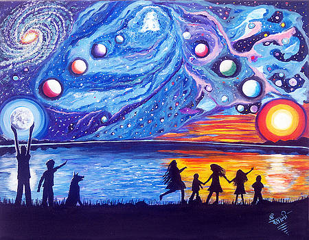 Infinity Of Wholeness by Rupali Sharma