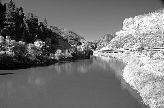 James Steele - Infrared Black and White