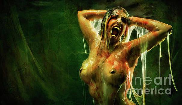 Ingo's Abysses - Body Slime No. I by Ingo Klughardt