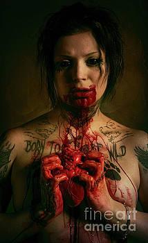 Ingo's Abysses - Broken Heart No. I by Ingo Klughardt