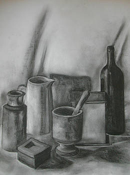 Ingredients by Anne Marie ODriscoll