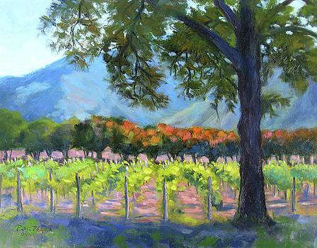 Ingrid's Vineyard by Rhett Regina Owings