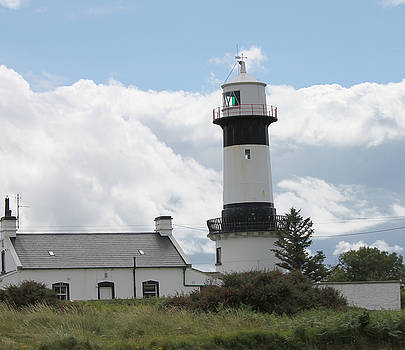 Inishowen Lighthouse by John Moyer