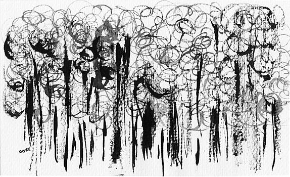 Oiyee At Oystudio - Ink Forest
