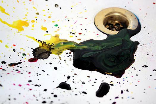 Balanced Art - Ink Splash