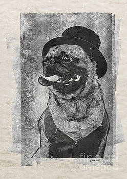 Edward Fielding - Inky Pug